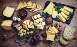 Premium Cheese Platter
