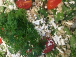 quinoa-feta