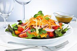 Salad-garden